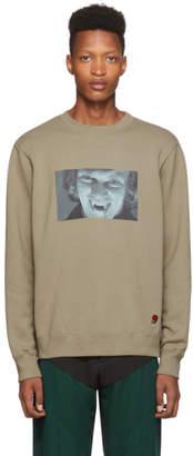 Undercover Beige A Clockwork Orange Alex Fang Sweatshirt