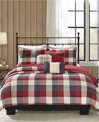 Madison Park Ridge 6-Pc. King/California King Coverlet Set Bedding