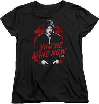 Dexter 2Bhip Crime Drama TV Series Showtime Dark Passenger Women's T-Shirt Tee