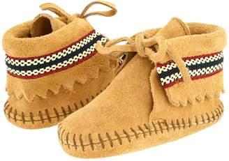 Minnetonka Kids Braid Bootie Kids Shoes