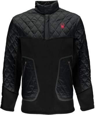 Spyder Ouzo 1/2-Snap Lightweight Insulated Jacket - Men's