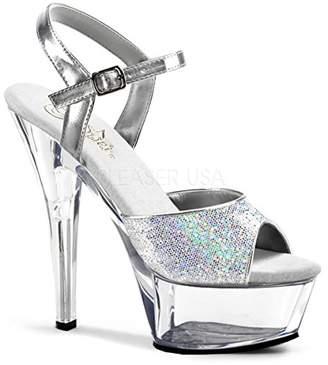 Pleaser USA Women's Kiss-210 Platform Sandal