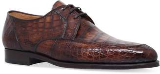 Brotini AlligatorDerby Shoes