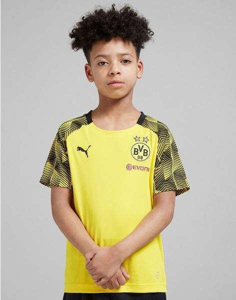 Borussia Dortmund 2018 Stadium Shirt Junior
