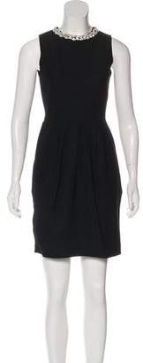 Cynthia Steffe Sleeveless Cocktail Dress
