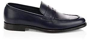 Paul Smith Men's Leather Penny Loafers