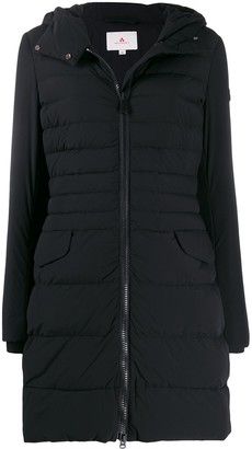 Peuterey padded hooded coat