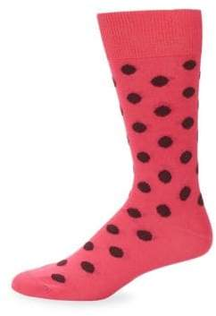 Paul Smith Polka Dot Crew Socks