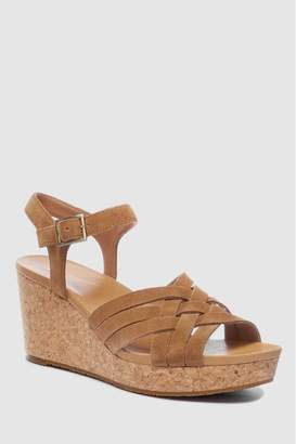 4f8ada7d6eb UGG Brown Leather Sandals For Women - ShopStyle UK