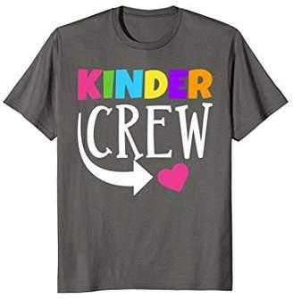 DAY Birger et Mikkelsen Kinder Crew Kindergarten Teacher T-Shirt First Of School