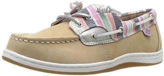 Sperry Songfish Boat Shoe (Little Kid/Big Kid)