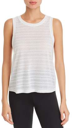 Beyond Yoga Balanced Perforated Muscle Tank