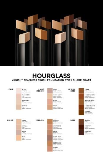 Hourglass Vanish(TM) Seamless Finish Foundation Stick - Alabaster 3