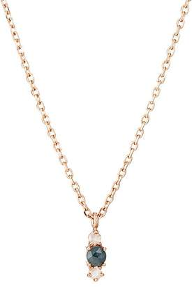 LODAGOLD Women's Diamond Pendant Necklace