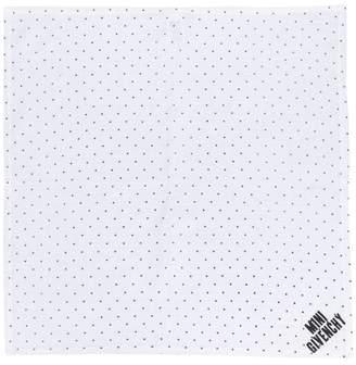 Givenchy Kids star print blanket
