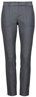 Banana Republic Sloan Skinny-Fit Utility Pant