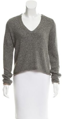 3.1 Phillip Lim V-Neck Knit Sweater