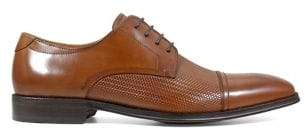 Florsheim Belfast Cap Toe Leather Derbys