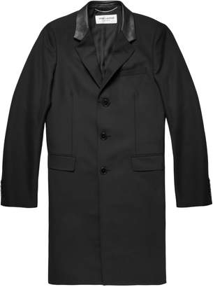 Saint Laurent Overcoats