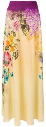 Etro maxi skirt