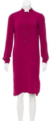 Gucci Crepe Midi Dress
