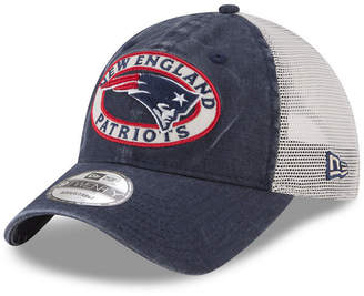 New Era New England Patriots Patched Pride 9TWENTY Cap