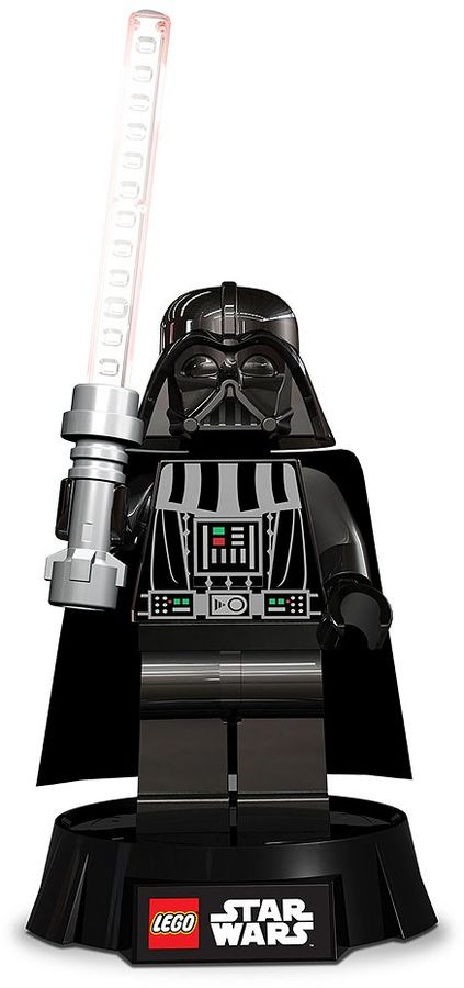 LEGO Star Wars Darth Vader LED Lite Desk Lamp
