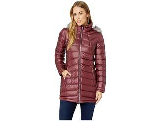 Spyder Syrround Faux Fur Down Jacket