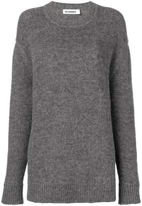 Jil Sander plain loose sweater