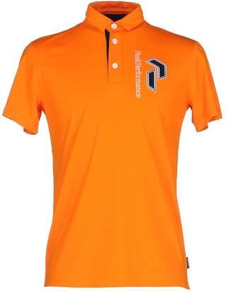 Peak Performance Polo shirts - Item 37918636UE