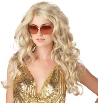 California Costumes Women's Sexy Super Model Wig