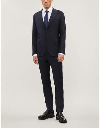 Eleventy Slim-fit stretch-wool suit