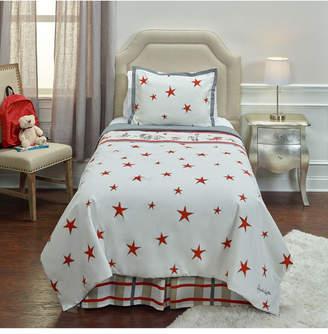 Riztex Usa Punk Rock Animal Stars Full/Queen 3 Piece Comforter Set Bedding