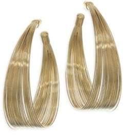 Ettika Wide Delicate Multi-Wire Hoops