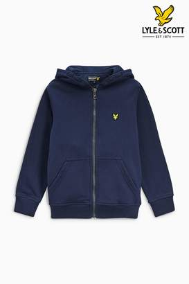 Next Boys Lyle & Scott Zip Fleece Hoody