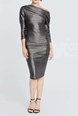 Rachel Roy Gigi Drape Dress