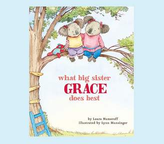 Pottery Barn Kids Sister Does Best Personalized Book