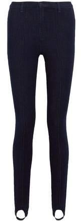 Mid-Rise Skinny Stirrup Jeans