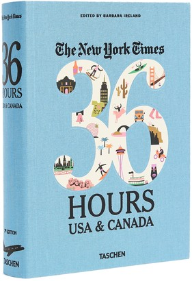2182c6bc85a59 Taschen The New York Times 36 Hours  USA   Canada Second Edition