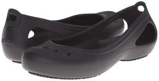 Crocs Kadee Work Flat Women's Flat Shoes