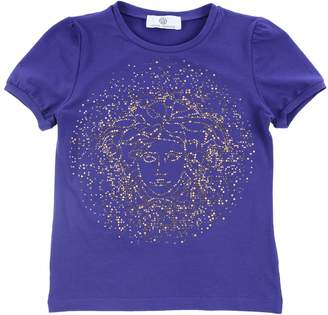 Versace YOUNG T-shirts - Item 12263557OF