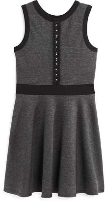 Sally Miller Girls' Tank Dress with Sequin Details - Big Kid