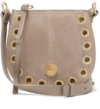 See by Chloe Kriss suede small hobo shoulder bag