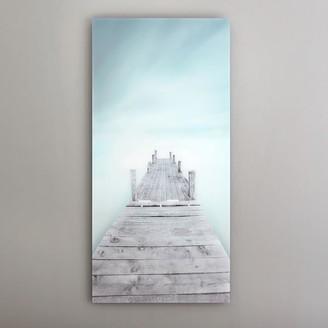 "Pottery Barn Teen Acrylic Dock Art, 22.5""x46.5"""