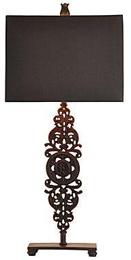 Royal Velvet Ferrum Table Lamp