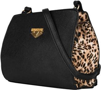 Vangoddy VANGODDY Arina Young Lady's Leopard Crossbody Purse Bag with Shoulder Strap