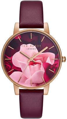 Ted Baker Kate Leather Watch