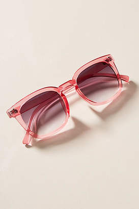Anthropologie Yvonne Square Sunglasses