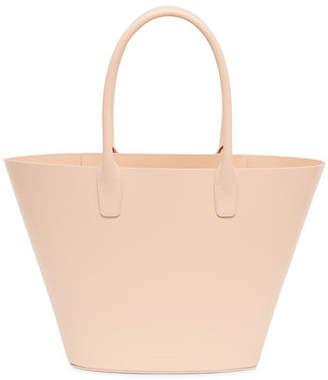 Mansur Gavriel Triangle Calf Tote Bag
