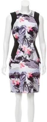 Prabal Gurung Sleeveless Printed Dress w/ Tags